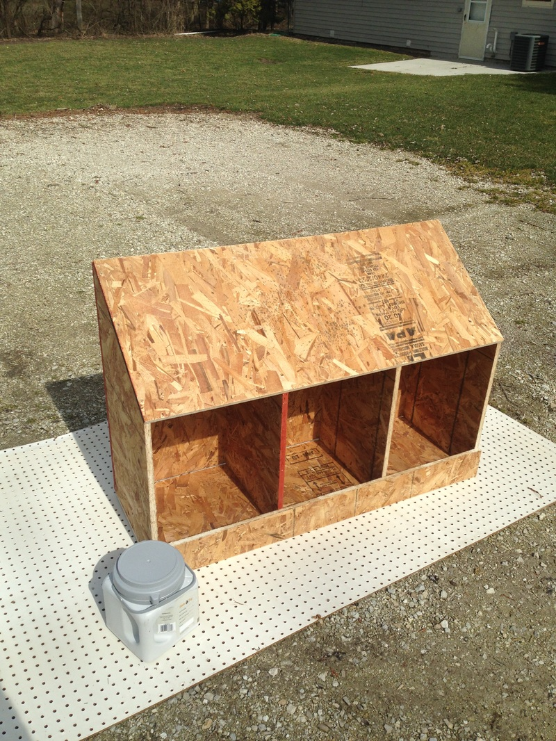 How To Plan And Build A Chicken Coop