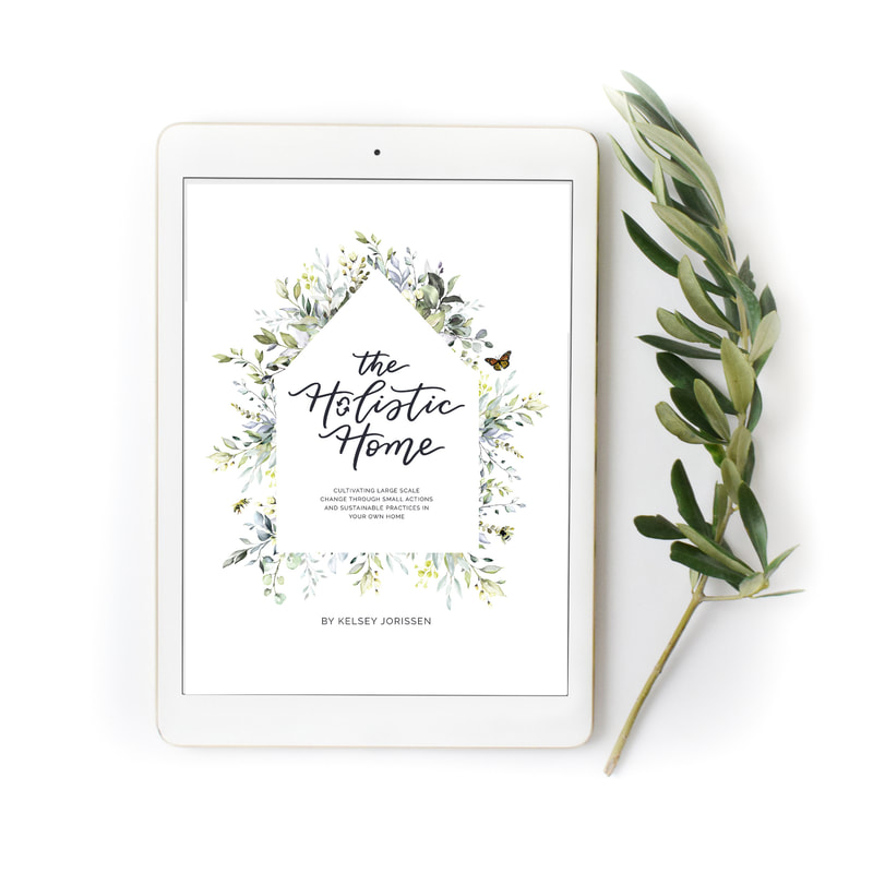 The Holistic Home ebook by Kelsey Jorissen