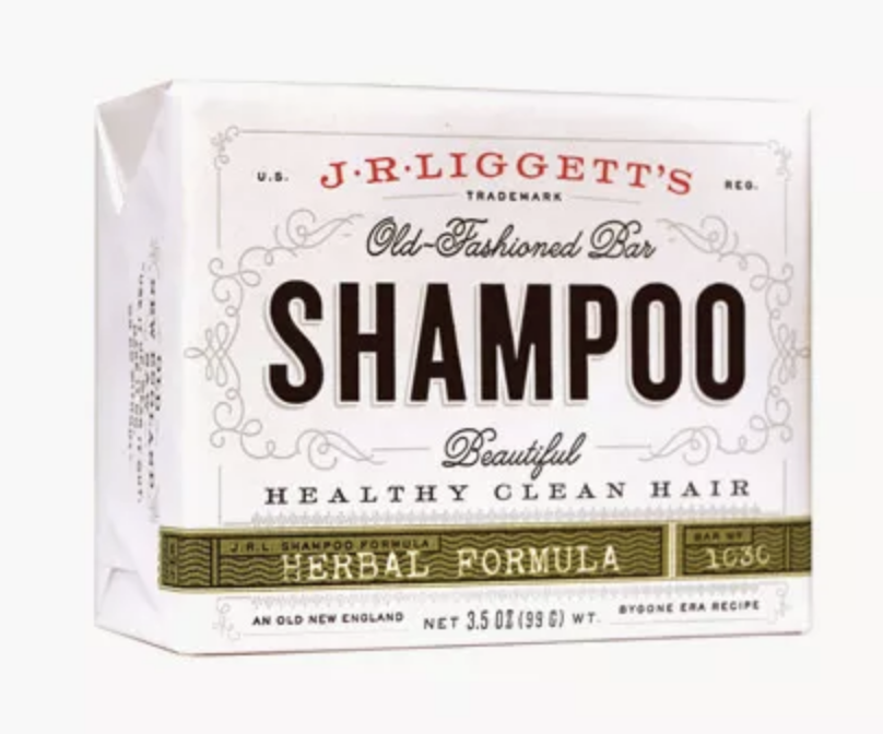 J.R. Liggetts is a great natural shampoo option