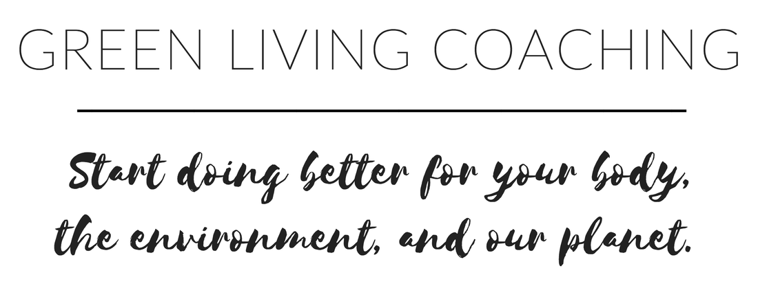 Learn how to live sustainable and more environmentally friendly with a green living coach