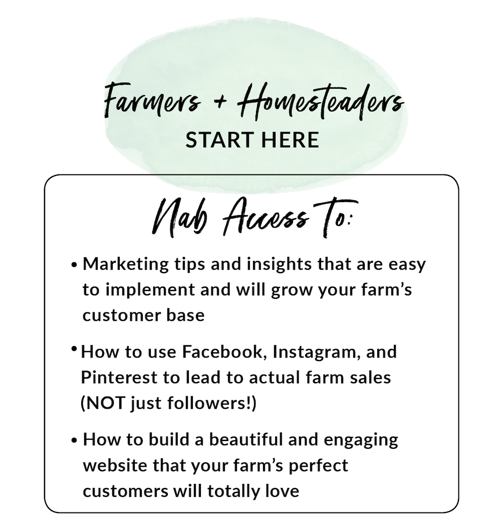 Online marketing tips for farmers to use to grow their customer base