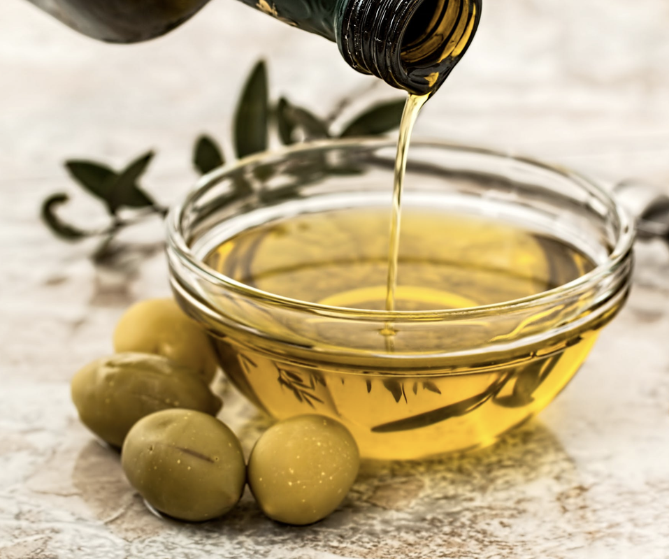 Olive oil is another method to let the impacted crop pass its contents